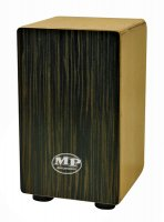 MP Cajon Mini Ebony Veneer Front