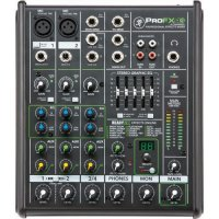 Mackie PROFX4V2 4 Channel Mixer with FX