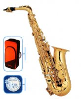 Fontaine Trident FBW385 Alto Saxophone E Flat With ABS Case