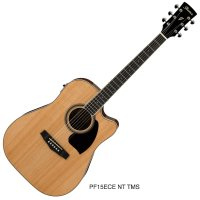 Ibanez PF15ECE NT Acoustic Guitar