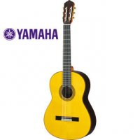 Yamaha GC22S Classical Nylon Guitar solid Spruce on top board