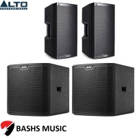 Alto PA SYSTEM DJ PACKAGE 7