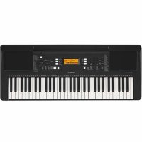 Yamaha PSRE363 61-Note Touch Sensitive Keyboard Plus Headphones