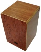 MP Cajon Mini Rosewood Veneer Front