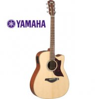 Yamaha A1M Electric Acoustic Solid Sitka Spruce Guitar