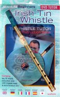 Waltons Absolute beginners Irish Tin Whistle DVD Pack