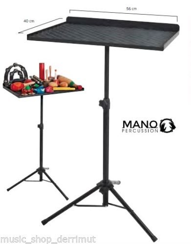 Xtreme TDK418 Percussion Table Stand [TDK418]